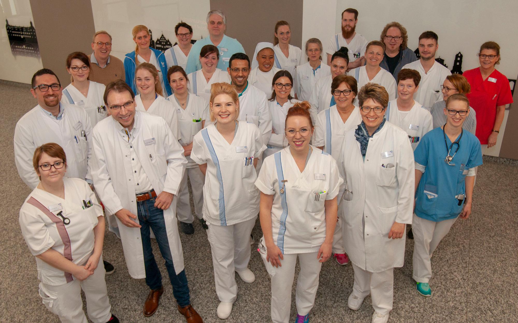 Klinik für Hämatologie und Onkologie / Brüderkrankenhaus St